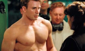 Chris Evans Workout Routine and Diet for Captain America